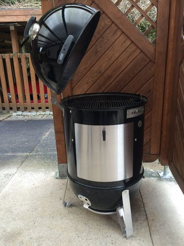 "Unknown BBQ ""The Hinge"" für WSM 47 und 57"